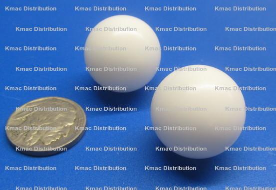 4.5 mm Diamètre Solide DELRIN polyoxyméthylène pom //Celcon Plastique Boules