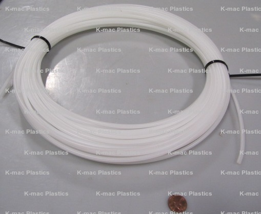 "Black 1//8/"" HMW Plastic Welding Rod"