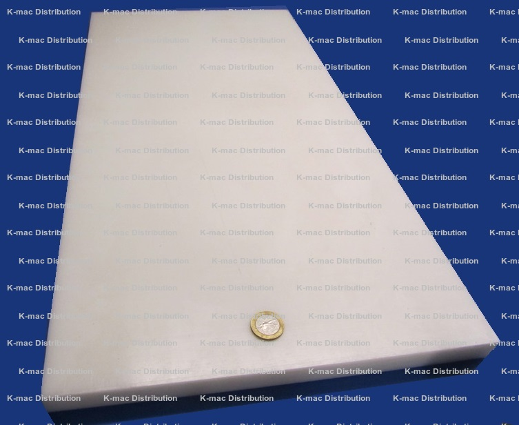 """White 1.00/"""" Thick x 12/"""" Width x 24/"""" Length Details about  /Delrin Acetal Sheet"""