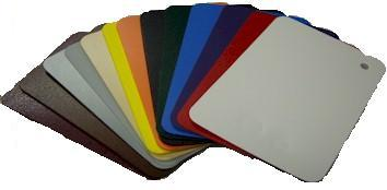 Colored HDPE Sheet, Beige, Brown, Green, Red, Burgundy, Grey, Yellow