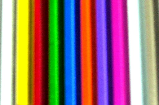 Colored Acrylic Rods and Tubes