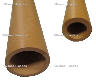Paper Phenolic Tube .375 Inch Wall