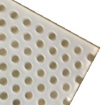 Polypropylene Perforated Sheet