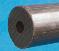 pvc round tubes