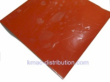 Silicone Red Sheets